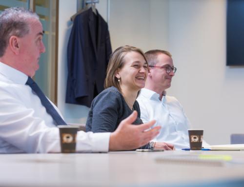 HR: Uitvoerende afdeling of strategische partner?